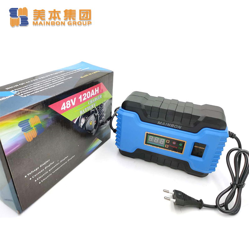 Electric Tricycle Parts Battery Charger 48V for E Rickshaw
