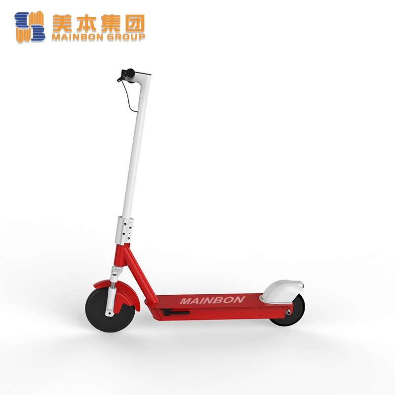 Foldable Electric Scooter for Adults with Removable Lithium Battery