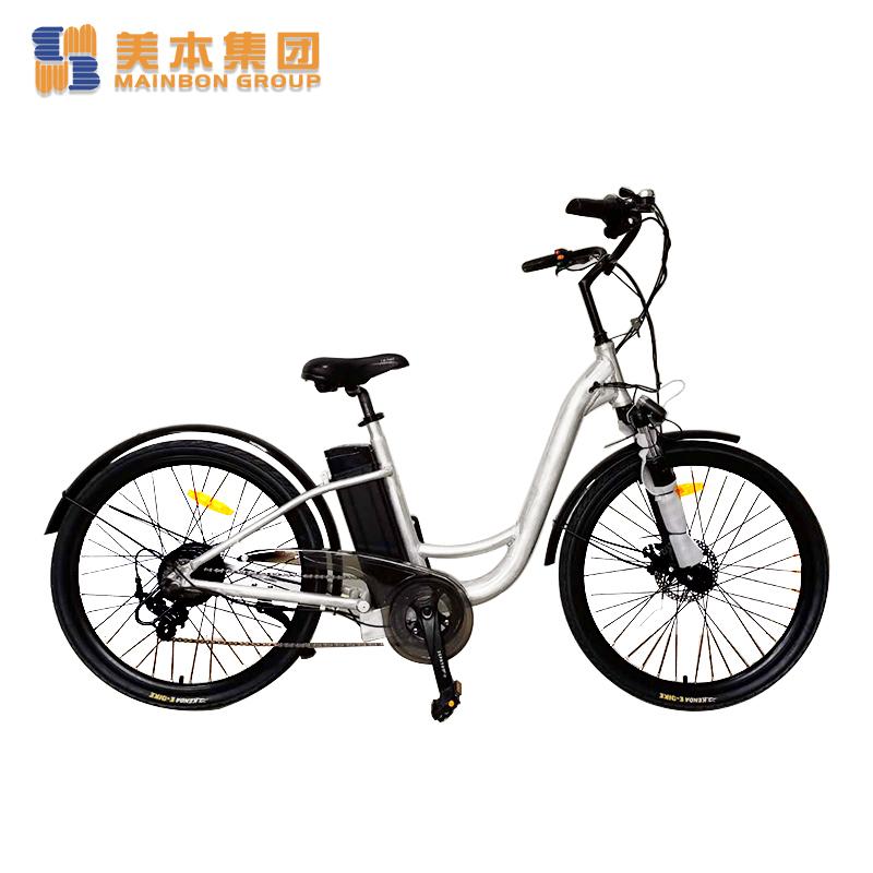 Fashion Electric Bicycle City Electric Bike Model 26 Inch