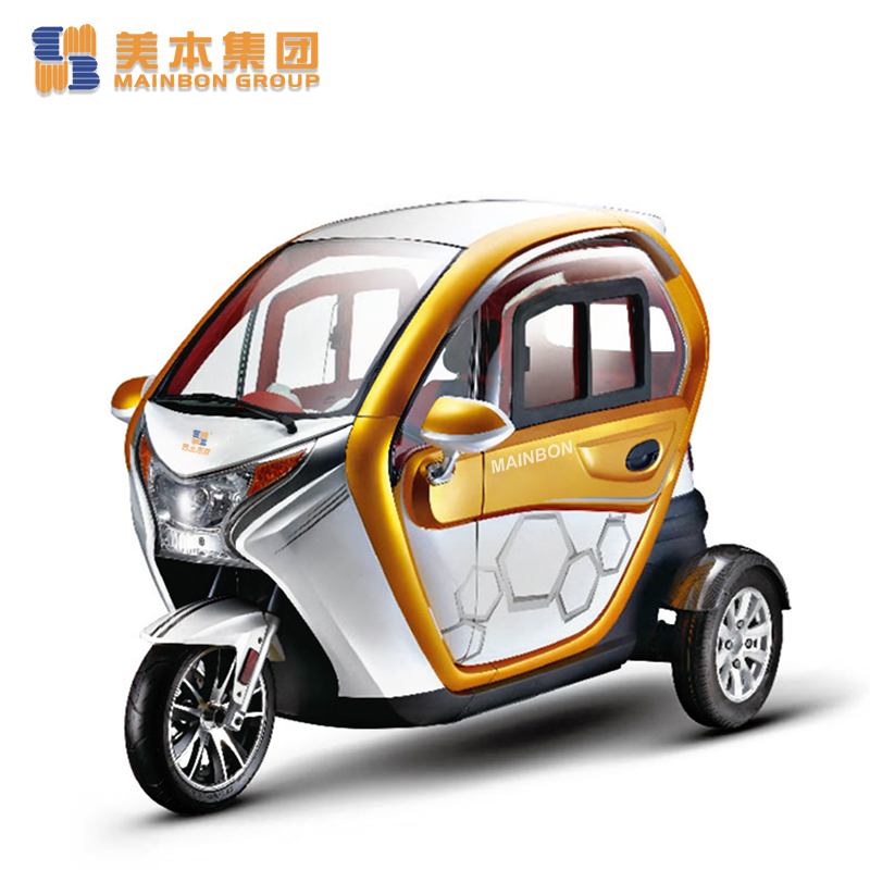 New Electric Tricycle Three Wheel Tricycle for Adult Manufacturer