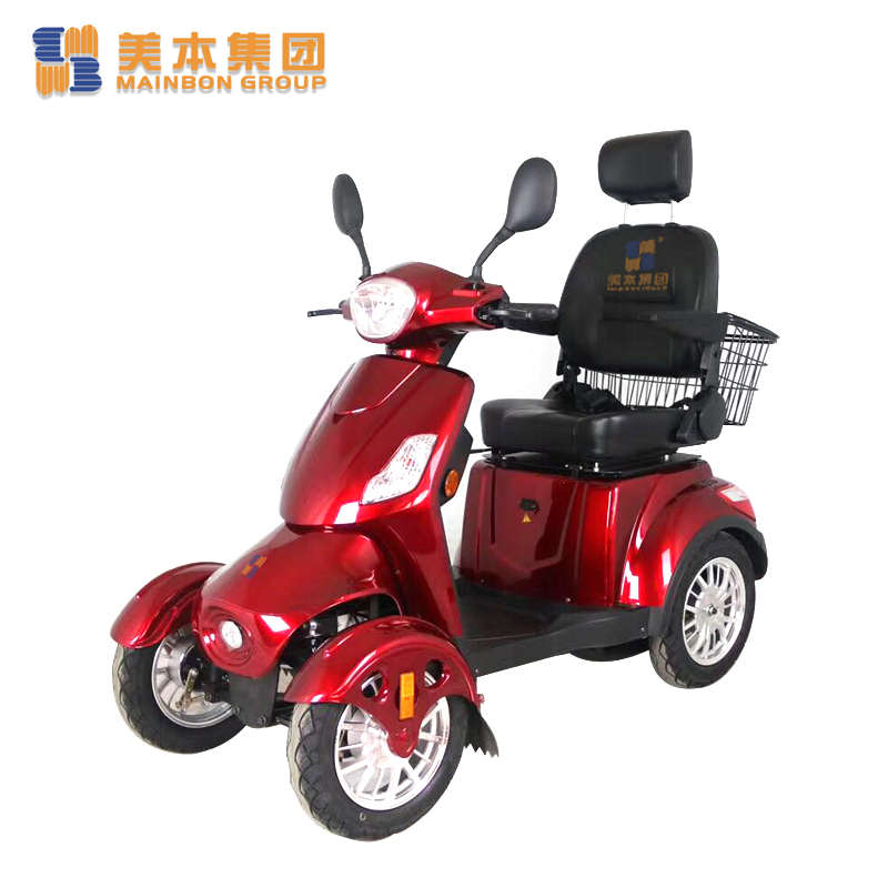 Eec Certificated Electric Powered Scooters  for Disabled and Elderly