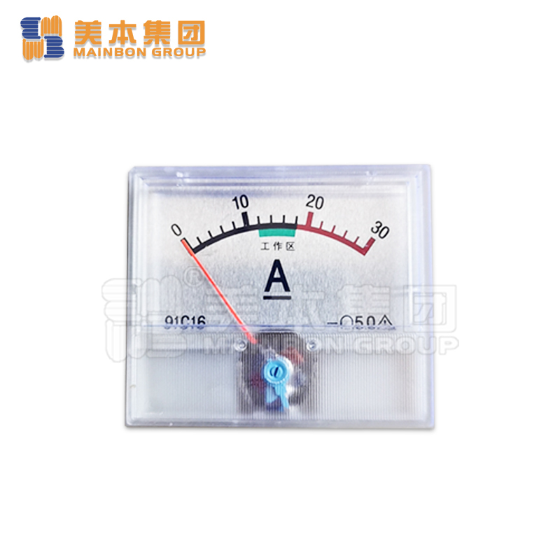 Custom Electric Tricycle Charger Parts Current Meter Best Quality