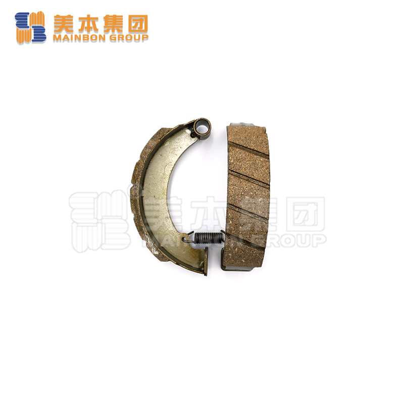 Electric Tricycle Parts Rear Axle 160 Brake Shoe High Wear Resistance