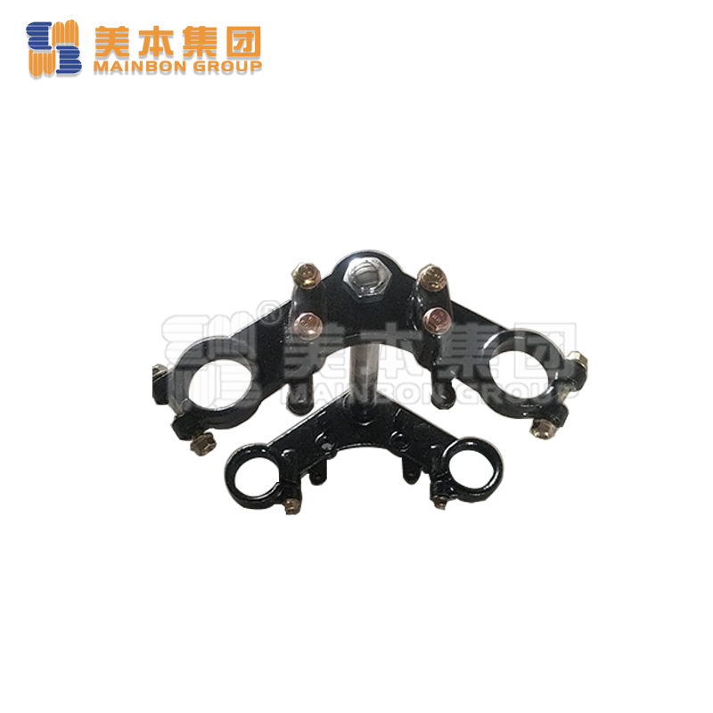 Electric tricycle bike parts Front Fork Connector
