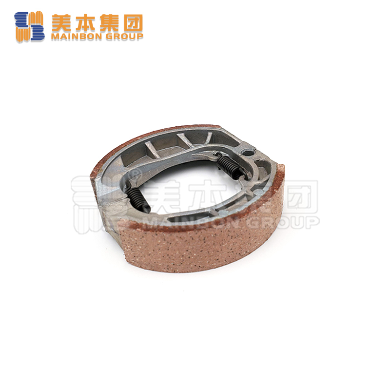 Electric Tricycle Spare Parts 110 Aluminum Front Brake Shoe