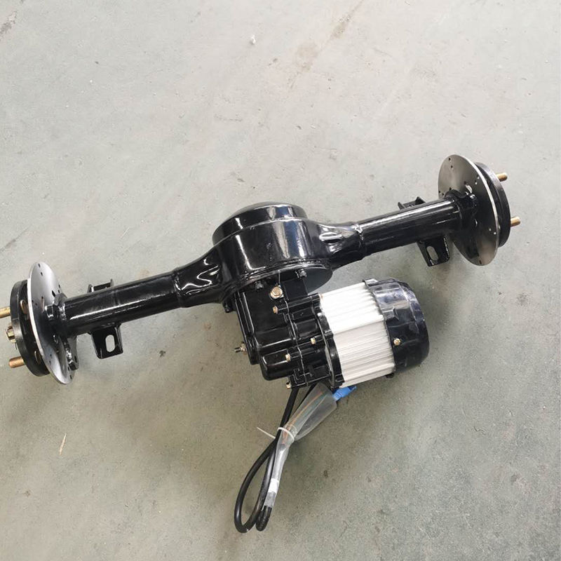Electric Trike Bike Parts Complete Disc Brake Rear Differential Axle