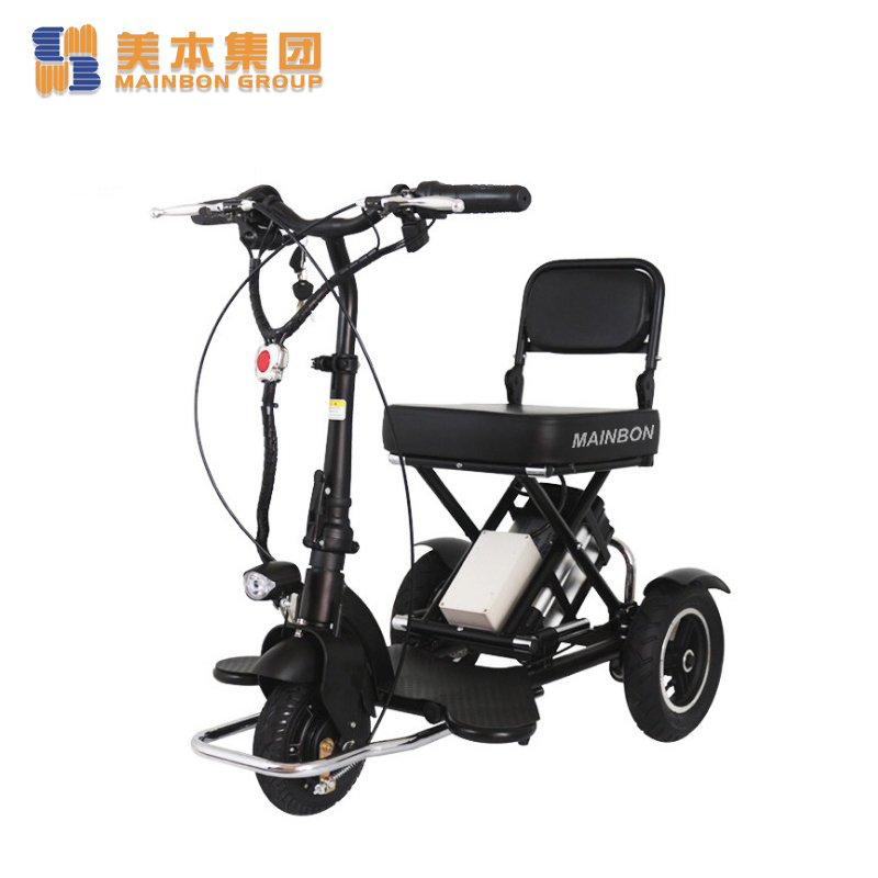 Popular New Electric Tricycle 3 Wheel Scooter for Elderly