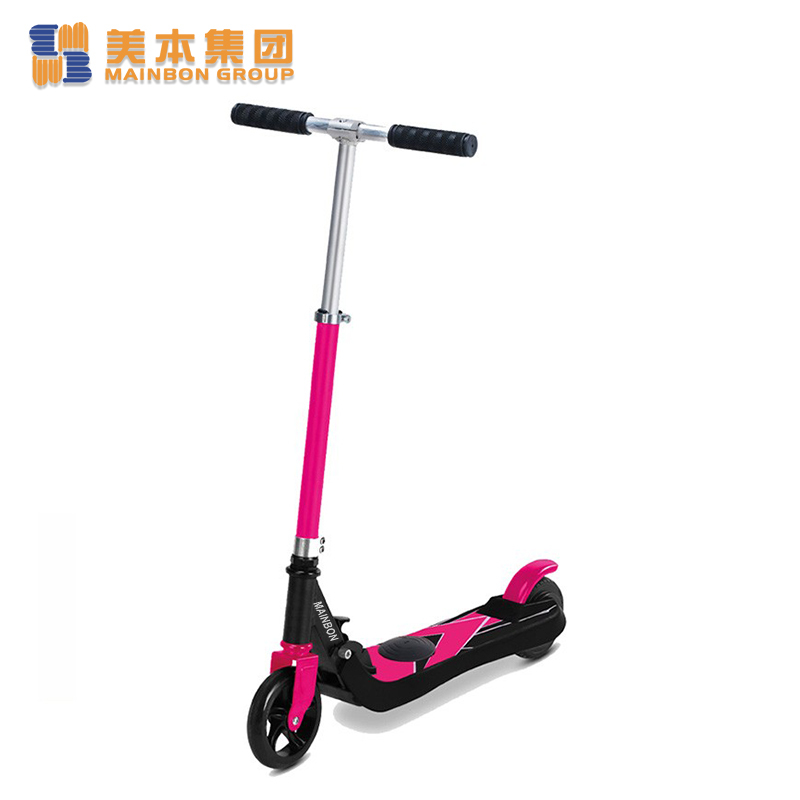Colorful Rechargeable Electric Scooter Kids Electric Scooter
