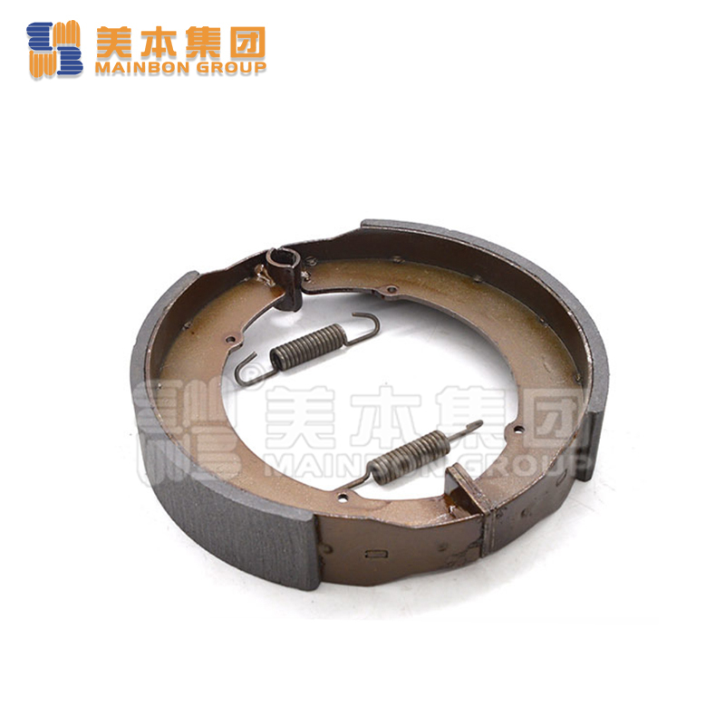 Electric Tricycle Parts 200 Brake Shoe Open Round Type Manufacturer