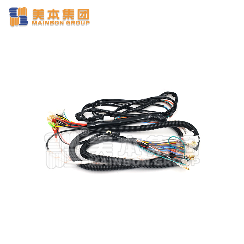 Oem Electric Tricycle Parts Cable 2.75-14 Wiring Set