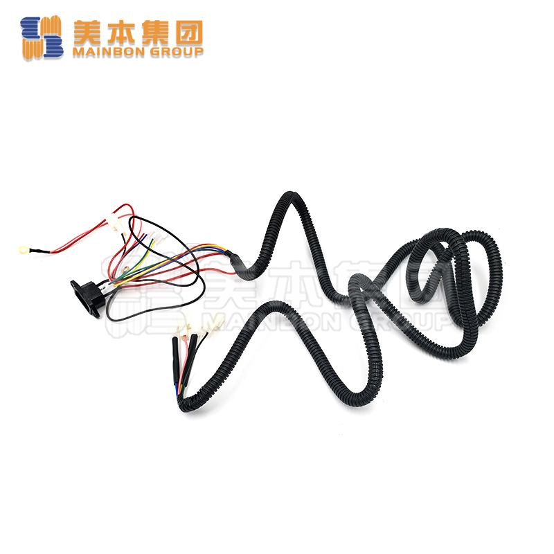 Custom Electric Tricycle Parts  Wiring Set Supplier