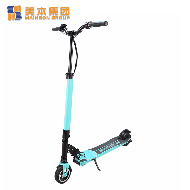 Colorful Adults Little Electric Scooter Lightweight Supplier