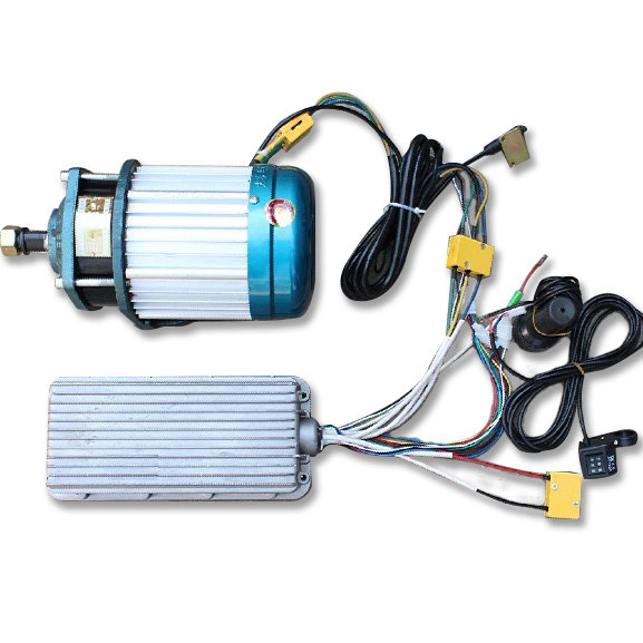 Wholesale Electric Tricycle Parts Motor with Controller 60v 1200w