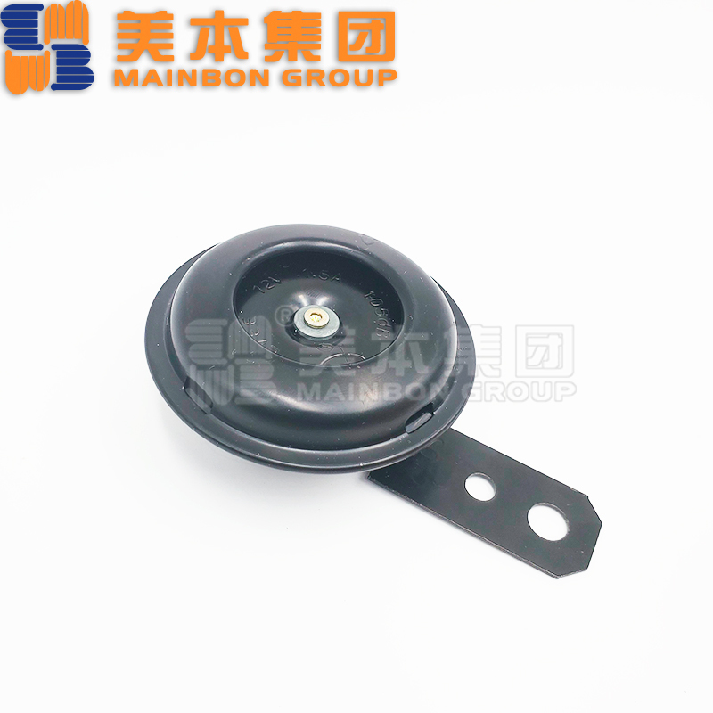 Wholesale Best Quality Electric Tricycle Parts Black Iron Horn Supplier