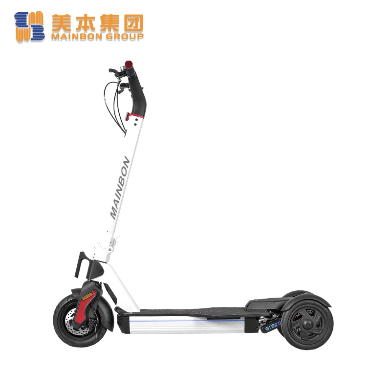 Wholesale Quality 3-Wheel Electric Scooter for Adults with Battery Factory