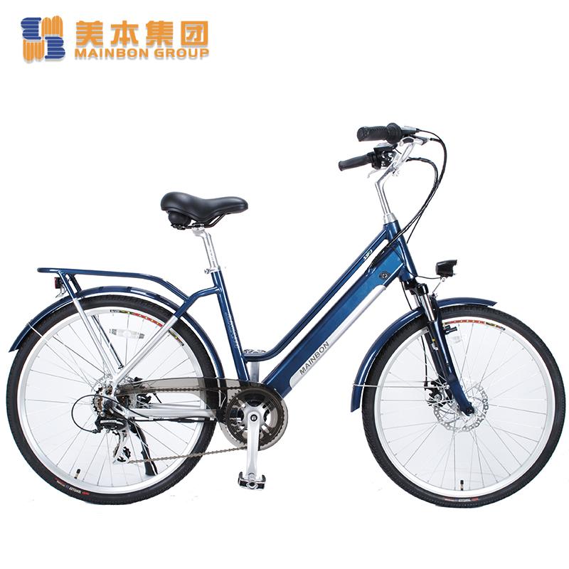 Custom Electric Bicycle Aluminum Alloy Electric Bike Manufacturer