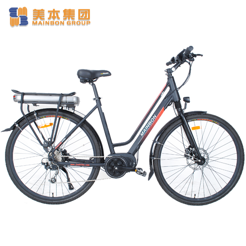 Custom Aluminum Alloy Lightweight Electric Bicycle Supplier