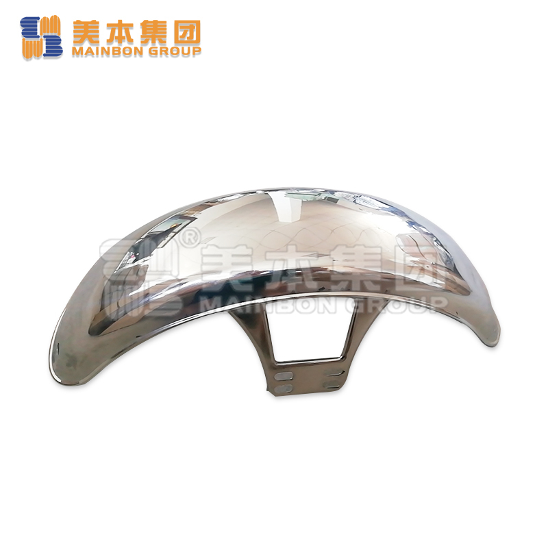Professional Electric Tricycle Parts 275-14 Front Mud Guard Factory