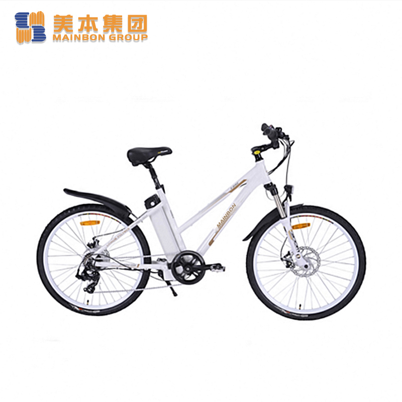 Customized Top Rated Electric Bicycles for Adults with Removable Lithium Battery