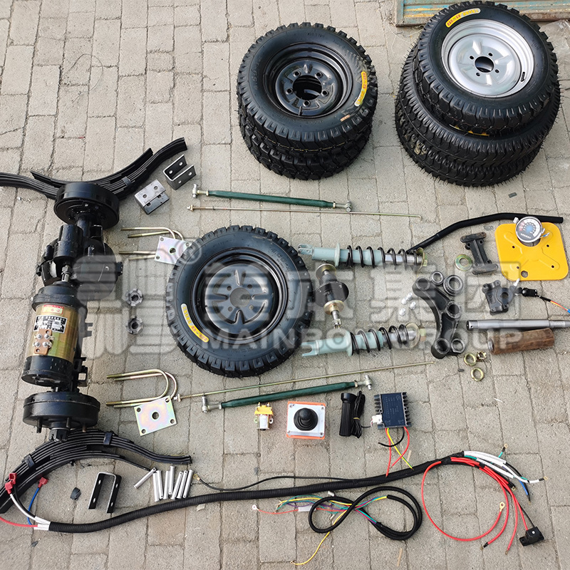 Vehicle Brick Delivery Car Construction Machinery Spare Parts