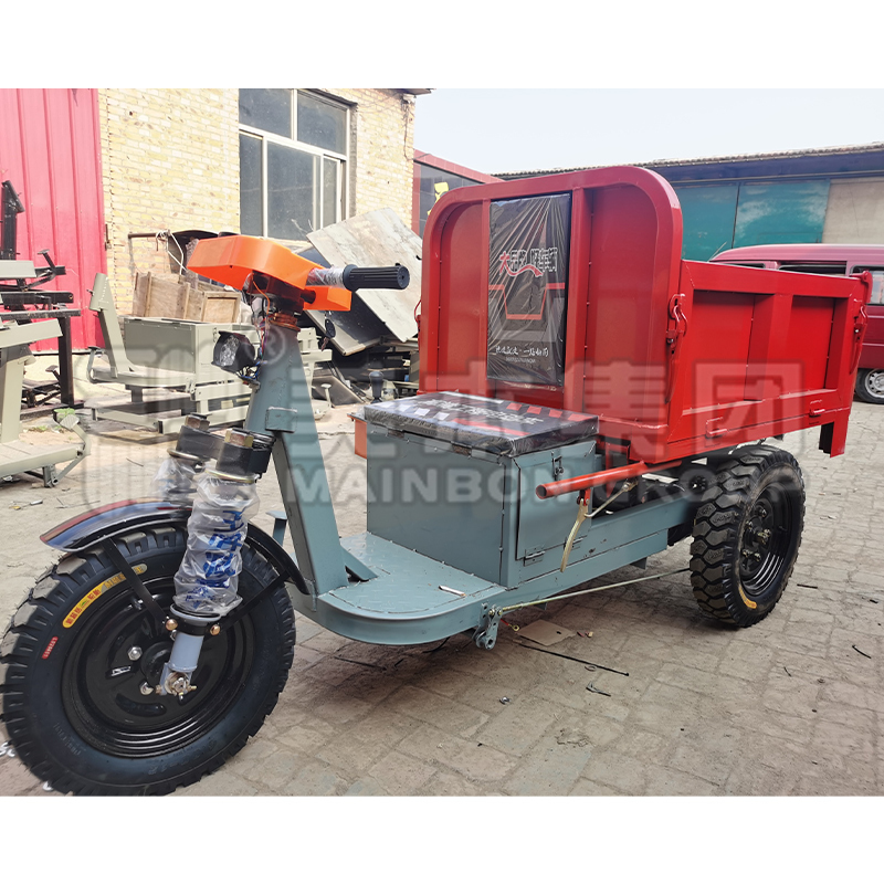 Spare Parts for Construction Machinery Tricycle Pull Bricks Components