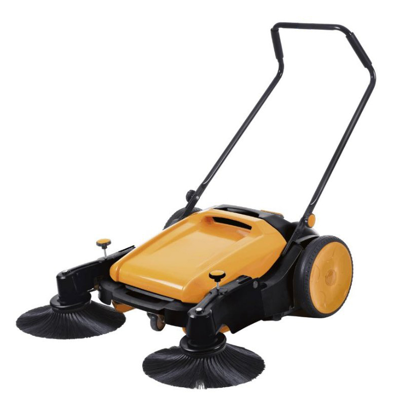 Wholesale Manual Push Sweeper Cleaning Machinery Suppliers
