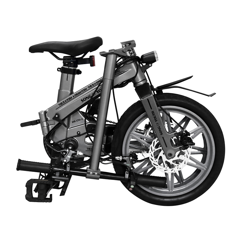 Wholesale CE Portable Folding Electric Bicycle Manufacturers