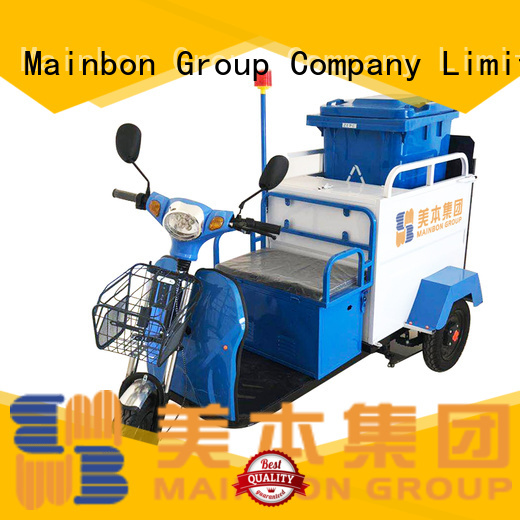 Mainbon f1 electric pedal trike factory for kids