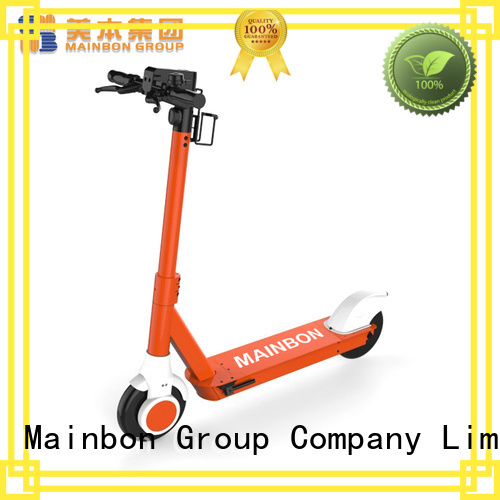 Mainbon Custom buy cheap electric scooter company for adults