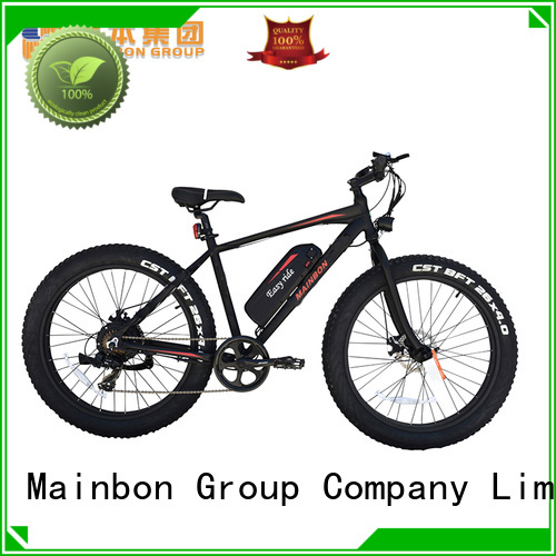 Mainbon Latest motorized bikes near me manufacturers for hunting