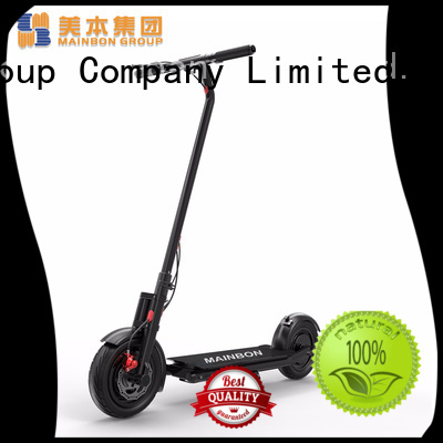 Mainbon Wholesale affordable electric scooters for adults manufacturers for women