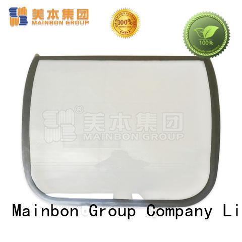 Mainbon windshield system parts supply for men