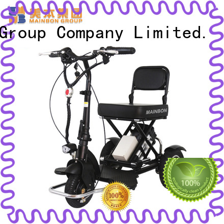 Mainbon Best adult womens tricycle company for senior