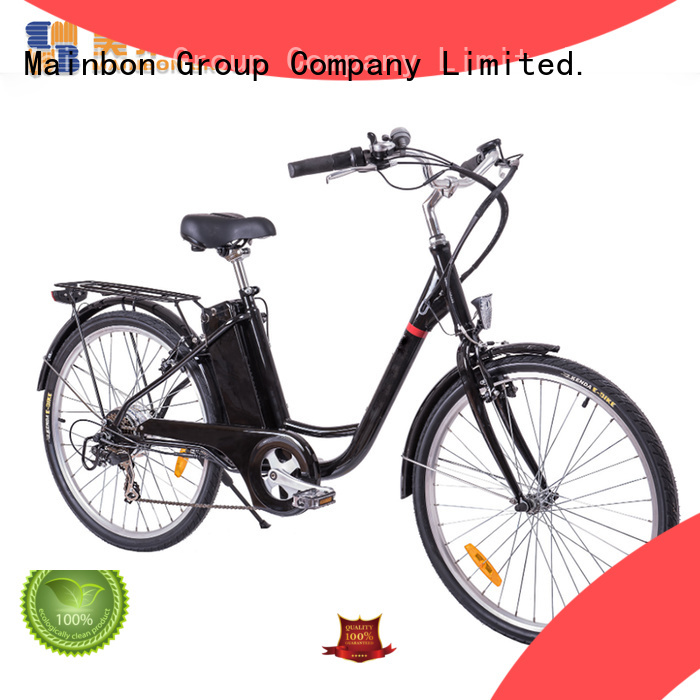 High-quality fastest electric bicycle for sale city suppliers for ladies