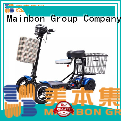 Mainbon Latest powered bicycle for business for men