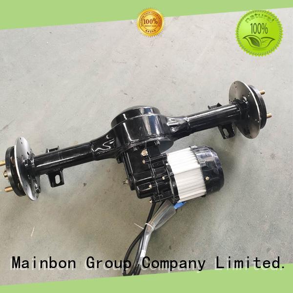 Mainbon rear axle factory for ladies