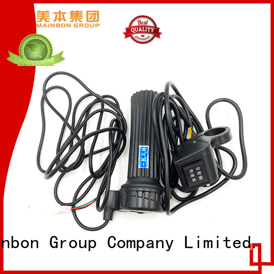 Mainbon lead tricycle bike parts company for adults