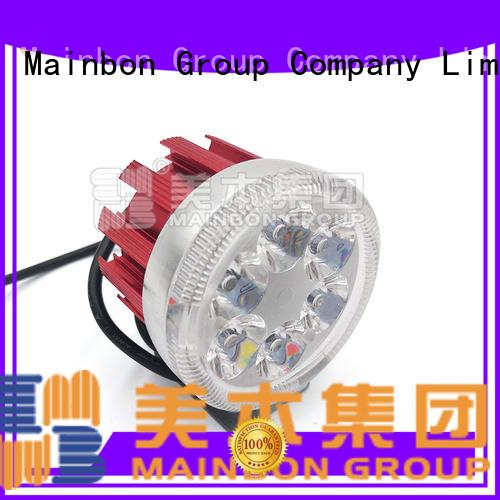 Top light supply for senior