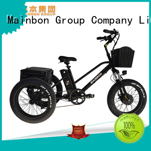 Mainbon city electric bicycle cost supply for ladies
