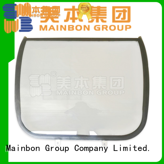 Mainbon windshield system parts factory for ladies
