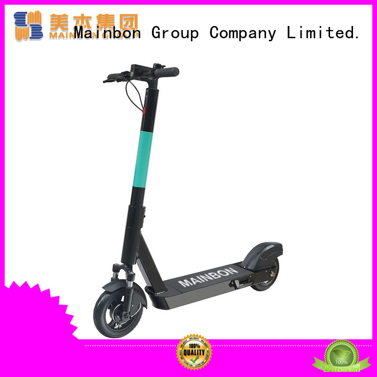Mainbon New electric stand up scooter for sale suppliers for men