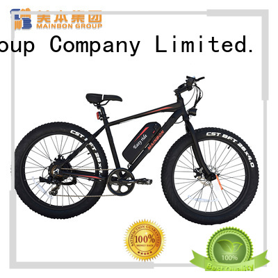 Mainbon bicycle electric bikes usa factory for rent