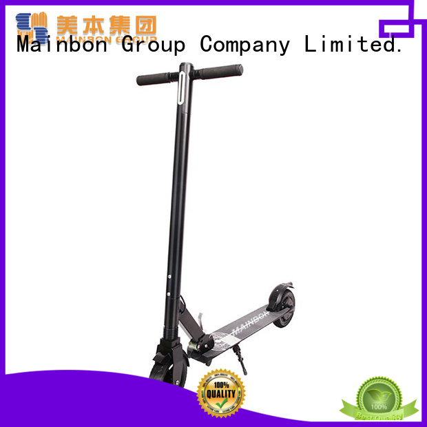 Mainbon adults electric stand up scooter for sale suppliers for women