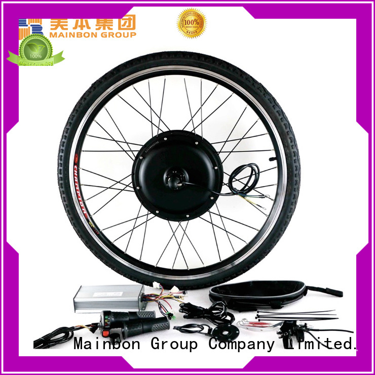 Mainbon conversion electric tricycle kit supply for men