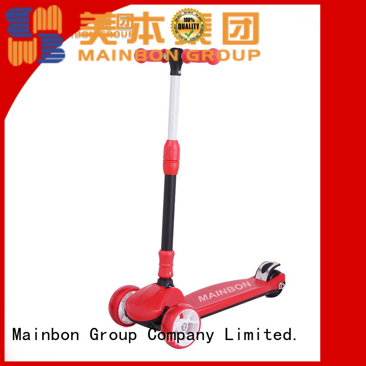 Mainbon Wholesale electric scooter cost for business for kids