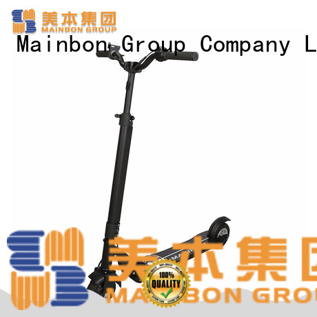 Mainbon Custom mini electric scooter for adults for business for kids