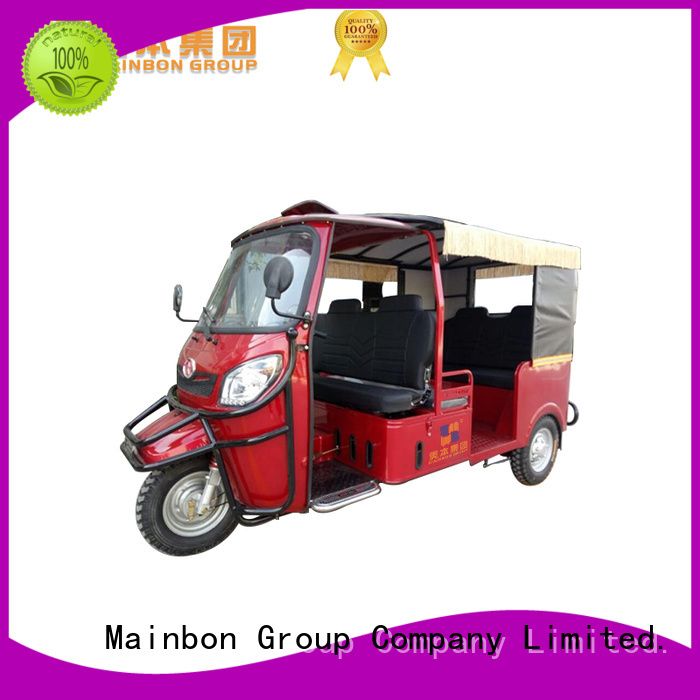 Mainbon Top cargo tricycle motorcycle company for child