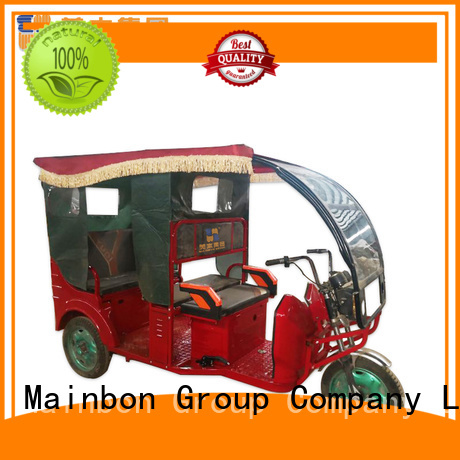 Mainbon Wholesale electric three wheel bikes sale factory for adults