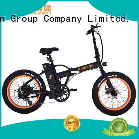 Mainbon bicycle battery powered bikes for sale manufacturers for hunting