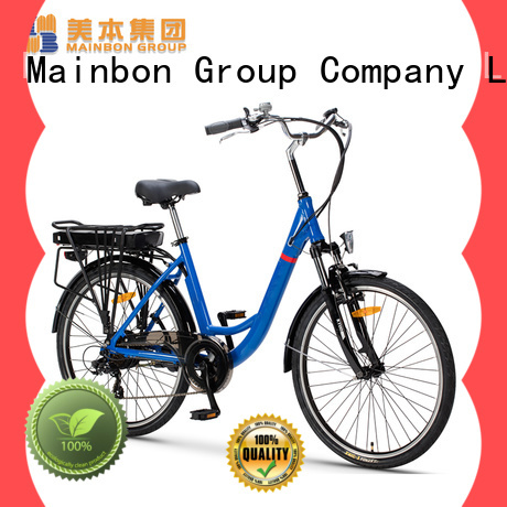 Mainbon city bike motor manufacturers for kids